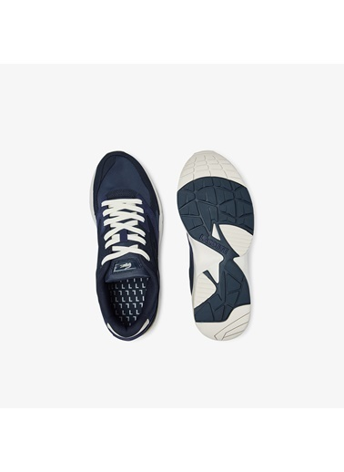 Lacoste Erkek Storm 96 L Sneakers 741SMA0100.ND1 Lacivert